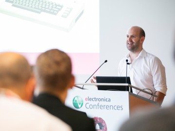 electronica Embedded Platforms Conference: a communication platform for suppliers of components, tools, software and solutions.